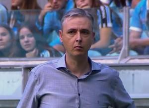 Tiago Nunes técnico Veranópolis (Foto: Reprodução / RBS TV)