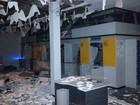 Criminosos explodem banco e atiram na PM (Divulgação/Polícia Civil)