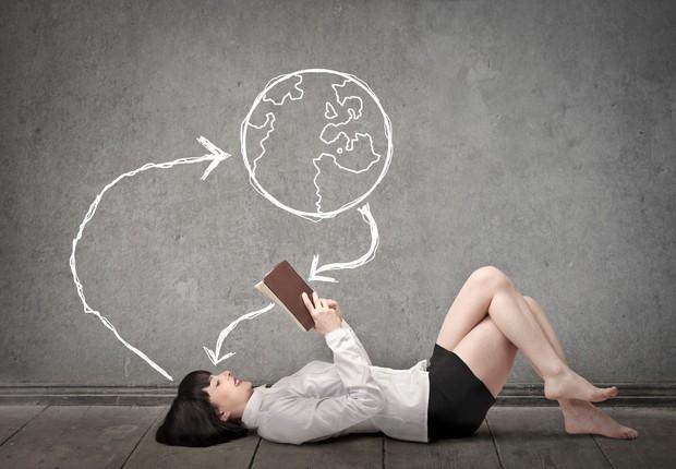Intercâmbio ; estudar fora ; viajar pelo mundo ; carreira ;  (Foto: Dreamstime)