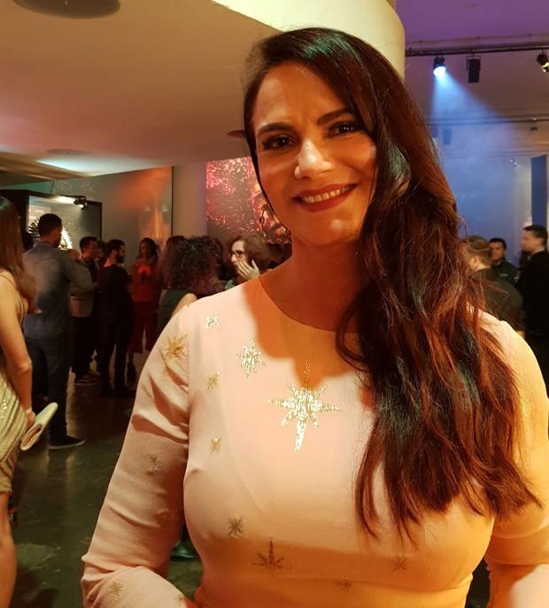 Luiza Brunet (Foto: QUEM)