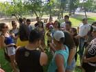 Grupo lesado por organizador de viagem volta à delegacia em Alumínio