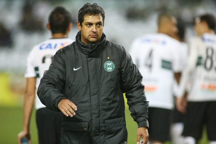 Marquinhos Santos Coritiba (Foto: Giuliano Gomes/PR Press)