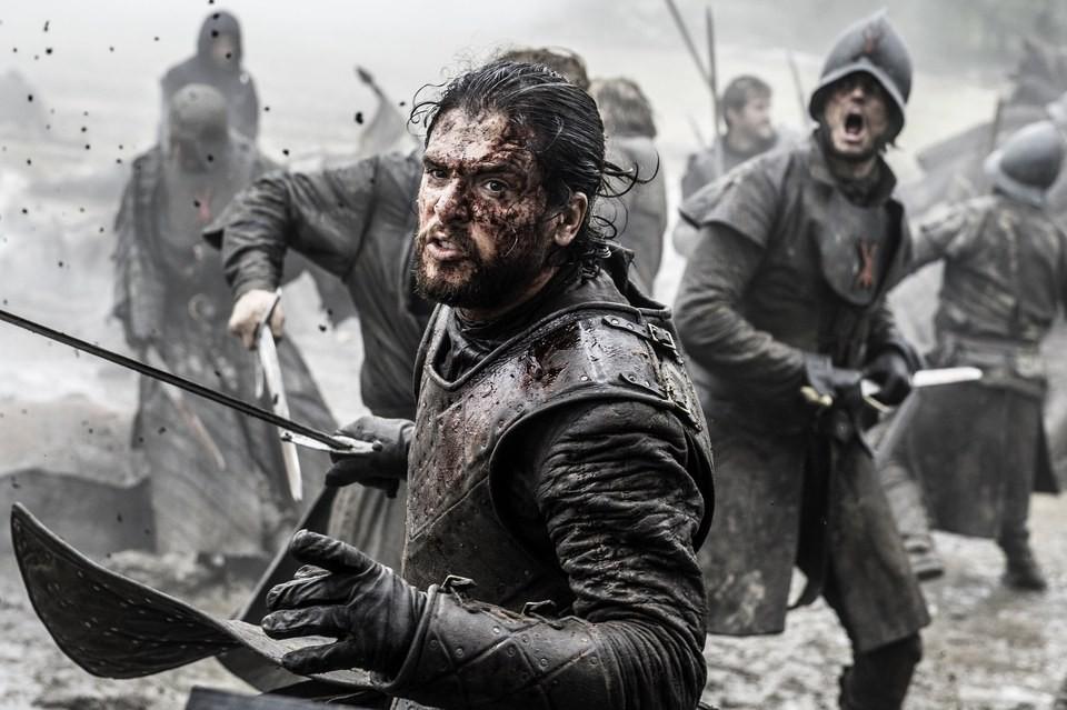 Você continua sem saber de nada, Jon Snow (Foto: Divulgação)