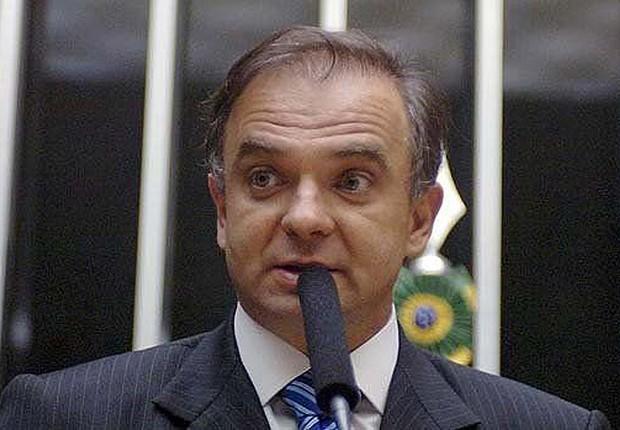 O ex-deputado federal João Alberto Pizzolatti (PP-SC): investigação por corrupção passiva (Foto: Agência Brasil/Arquivo)