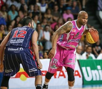 Bauru Basket x Franca, Campeonato Paulista, Roy Booker (Foto: Caio Casagrande / Bauru Basket)