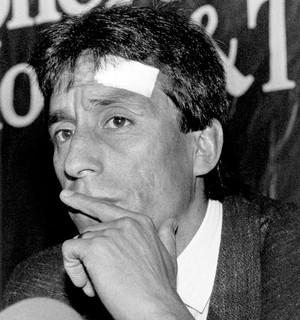 Rojas goleiro Chile 1989 (Foto: AFP)