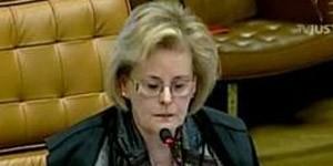 ministra rosa weber (Foto: Reprodução)