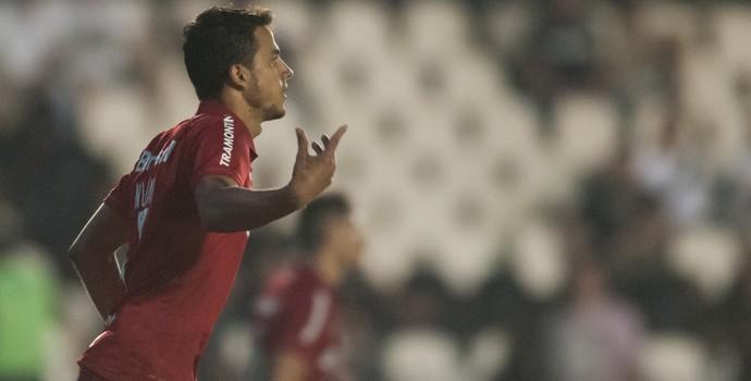 Nilmar gol inter vasco (Foto: Eduardo Moura/GloboEsporte.com)