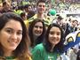 Rio 2016: Fátima Bernardes e outros famosos curtem jogo final do vôlei