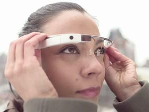 Vídeo do Google mostra como funciona o Glass (Foto: Divulgação/Google)