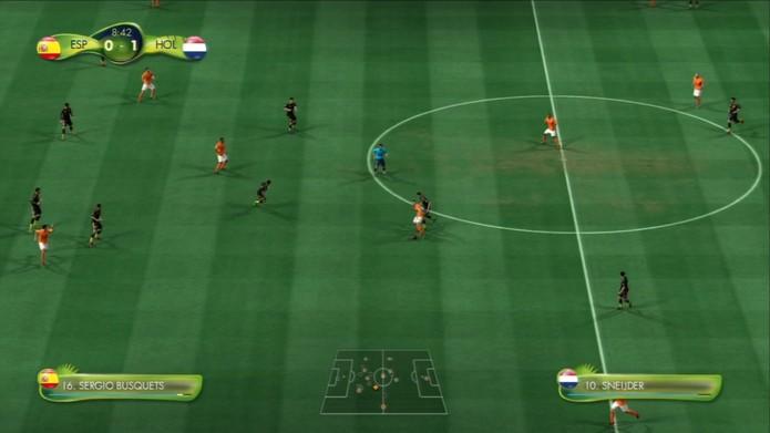 960a92ce6f Holanda e Espanha em Copa do Mundo Fifa 2014 (Foto  Reprodução   TechTudo)