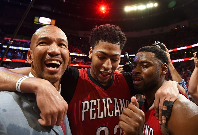 Anthony Davis New Orleans NBA (Foto: Getty Images)