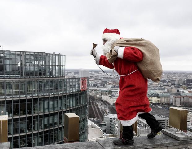 Papai Noel (Foto: getty images)