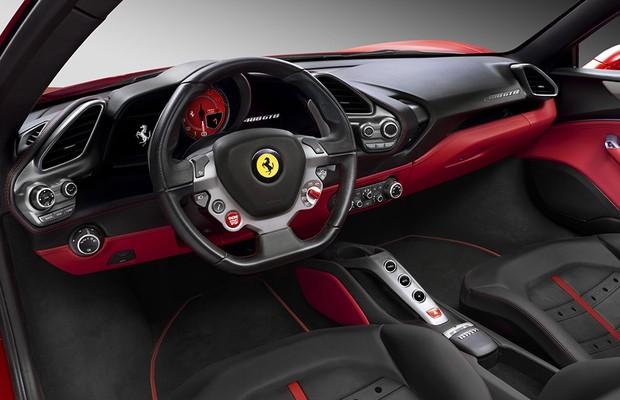 Ferrari 488 GTB (Foto: Ferrari)