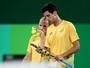 Melo e Soares caem nas quartas e dão adeus à inédita medalha no tênis