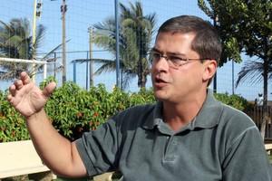 Gustavo Mendes do Macaé (Foto: Tiago Ferreira/Divulgação)