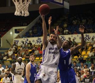 Mogi das Cruzes x Pinheiros NBB (Foto: Antonio Penedo/Mogi-Helbor)