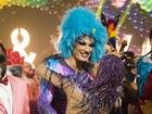 Rodrigo Hilbert sobre ter virado drag na TV: 'Não sabia que era tão difícil'
