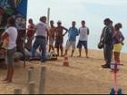 Suspeito morre e PM é baleado em tentativa de assalto em Iriri, no ES