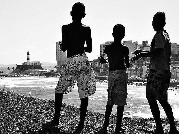 Farol da Barra Bahia (Foto: Tunisio Alves Filho/ Arquivo Pessoal)