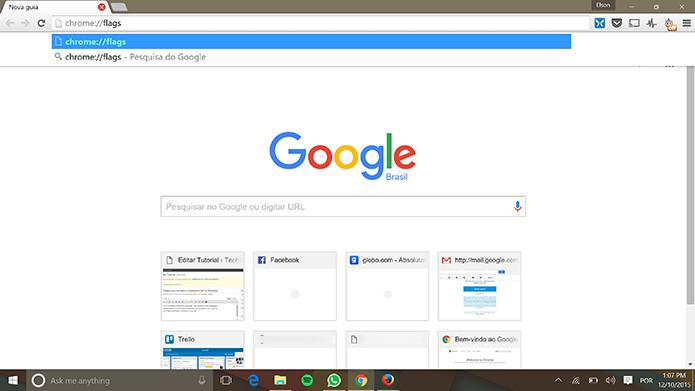Chrome para Windows permite ativar e pausar download como o Firefox (Foto: Reprodução/Elson de Souza)