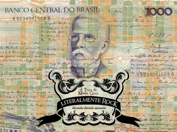 """O CD """"Literalmente Rock"""" será lançado no dia 14 de maio em uma aula-espetáculo na Biblioteca Pública do Paraná, em Curitiba (Foto: Divulgação)"""