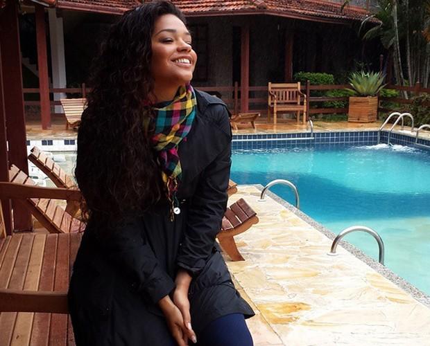 Juliana Alves está solteira depois de 6 anos de namoro (Foto: Arquivo Pessoal)