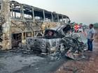 Picape estava na contramão em acidente na BR-174, diz polícia de RR