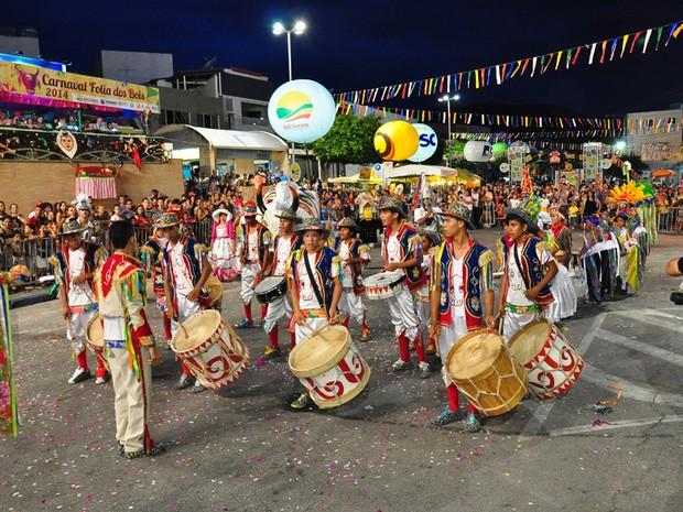 Folia nas ruas de Arcoverde (Foto: Divulgação/ Ascom Prefeitura de Arcoverde)