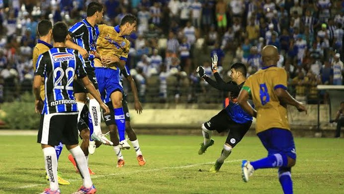 csa x porto-pe, amistoso (Foto: Ailton Cruz/Gazeta de Alagoas)