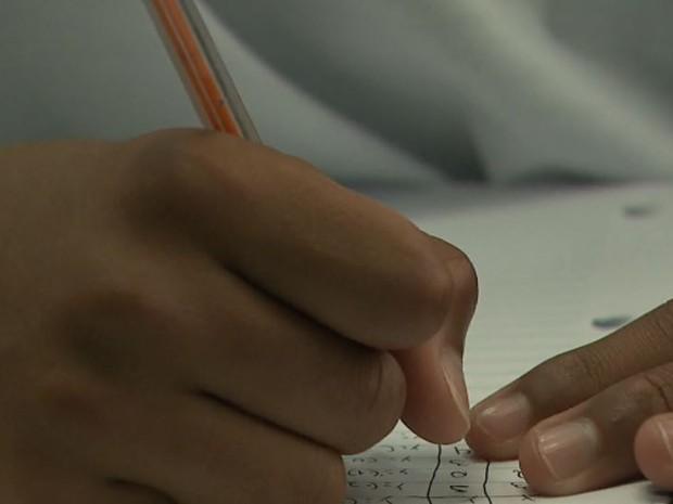 Menores infratores de Araraquara se destacam na Olimpíada Brasileira de Matemática (Foto: Marlon Tavoni/ EPTV)