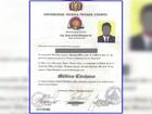 Falso médico preso pela PF forjou certificado de curso de especialização