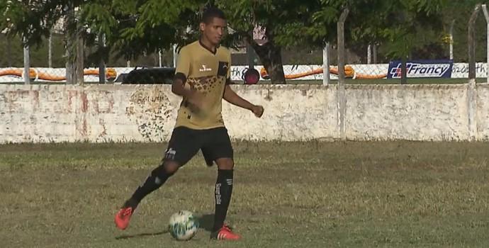Walber, Botafogo-PB (Foto: Reprodução / TV Cabo Branco)