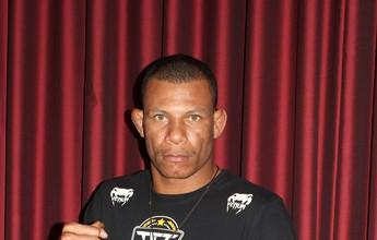 Cowboy quer nocautear ex-professor de Anderson Silva no primeiro round