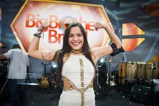 Emilly vence o BBB 17 (Foto: Globo / João Miguel Júnior)