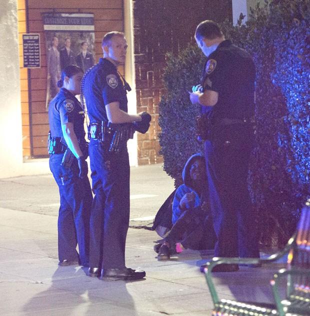 Cameron Diaz teve a carteira devolvida por uma moradora de rua (Foto: The Grosby Group)