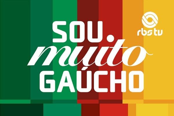Campanha Sou Muito Gaúcho do G1 e RBS TV (Foto: Divulgação/RBS TV)