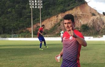 Náutico treina sem Rafael Pereira e com Vinicius e Negretti entre reservas
