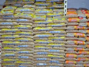 Feijão foi o item que apresentou maior aumento (Foto: Magda Oliveira/G1)
