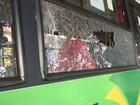 Cooperativa do DF acusa rodoviários de quebrar ônibus e agredir colegas