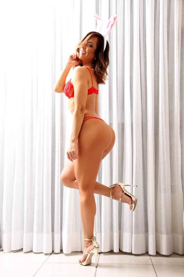 Denise Dias (Foto: Vinny Nunes / R2)