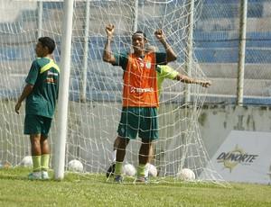 Diego Bispo - Paysandu (Foto: Marcelo Seabra / O Liberal)