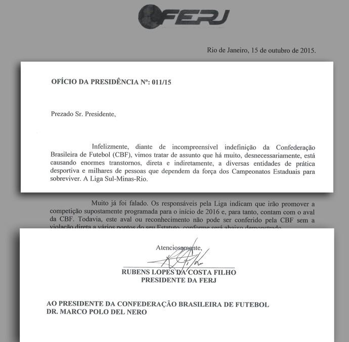 Trecho Doc Ferj (Foto: GloboEsporte.com)