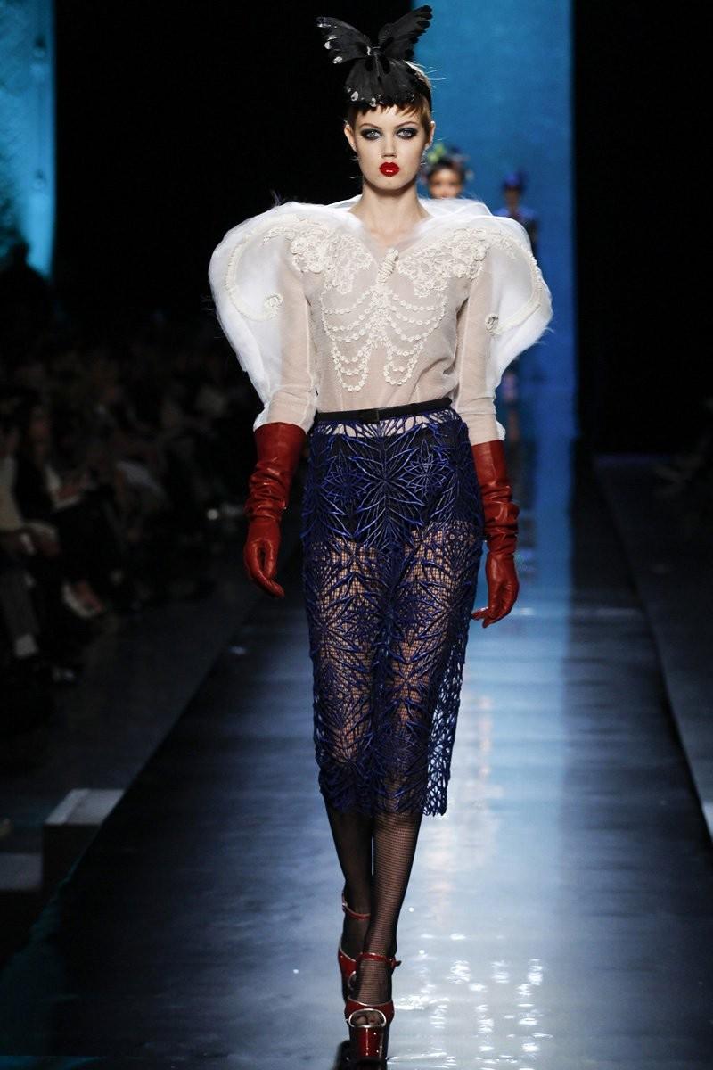 Jean Paul Gaultier Spring 2014 Couture (Foto: Divulgação)