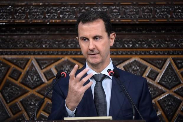 Assad nomeia novo primeiro-ministro e ordena formação de governo (Foto: SANA/Reuters)