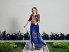 Maria Eduarda de Carvalho, de 'Sete vidas', posa em ensaio de moda: 'A roupa é um jeito de se expressar'