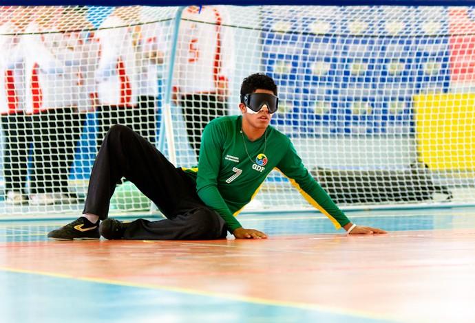 Leomon Moreno goalball (Foto: Marcelo Brandt/CPB)