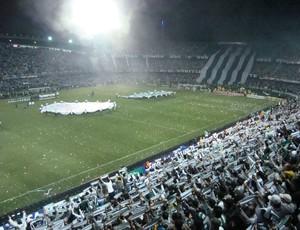 Estádio Couto Pereira - final da Copa do Brasil 2012 - Coritiba x Palmeiras (Foto: Gabriel Hamilko / GloboEsporte.com)