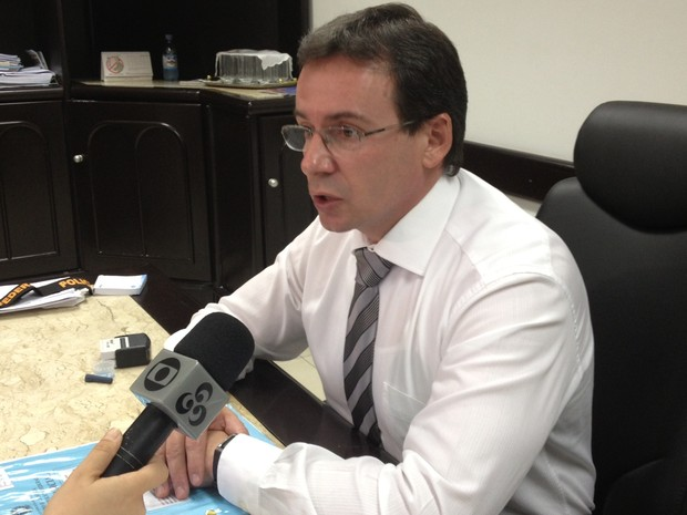 Superintendente da Polícia Federal em Rondônia, Carlos Manoel Gaya da Costa disse que buscas foram intensificadas. (Foto: Suzi Rocha/G1 )