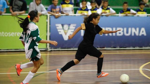14ª Copa TV Tribuna de Futsal Escolar (Foto: José Luiz Borges)